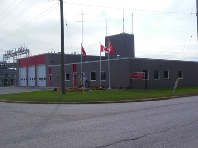 Picture of the Dauphin Fire Department